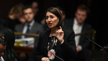 NSW Premier Gladys Berejiklian says she is not surprised some Liberal MPs are upset about the abortion bill.