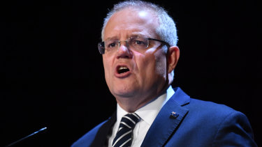 Prime Minister Scott Morrison is urging Labor to support his Future Drought Fund proposal as it stands.