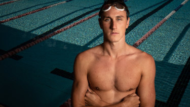 Still there: McEvoy wants to rediscover the form that made him the fastest non-supersuit swimmer in history.