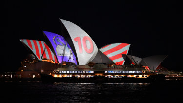 The Everest barrier draw finds new home after Opera House controversy