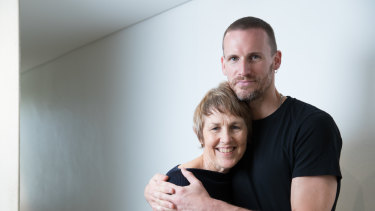 'My mum is innately creative and has always been supportive in all the things I was interested in.'