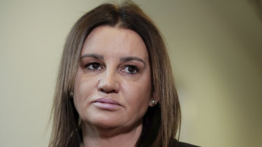 Crossbencher Jacqui Lambie is key to the government's union-busting bill passing through the Senate.