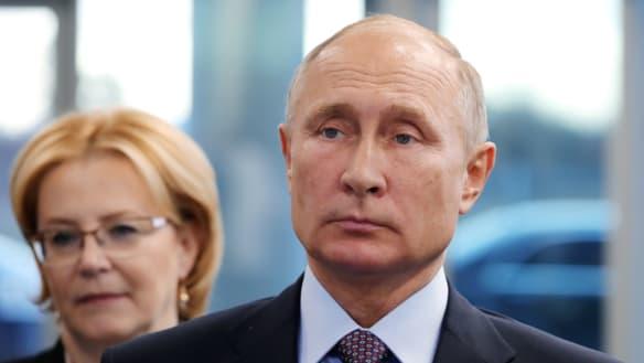 Putin tells Pence no Russian meddling in 2016 poll