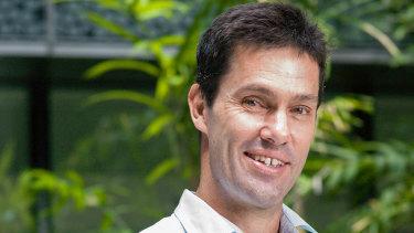 QIMR Berghofer Cancer Control Group leader Professor David Whiteman.