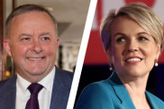 Tanya Plibersek and Anthony Albanese will both contend for the Labor leadership.