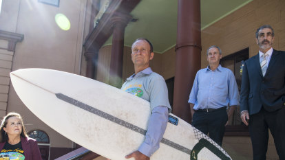 Mr Homer goes to Macquarie Street to save the farm