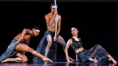 After 10 long months, Bangarra's dancers return to the stage