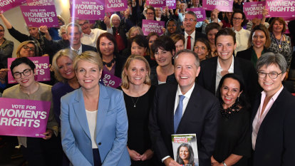 'Homogenous groupthink': Labor women slam election strategy set by 'Anglo men'