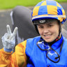 Jockey who had facial reconstruction banned from riding over mask dispute