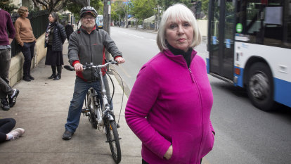 'Riding roughshod': Clover Moore clashes with councillors, residents over cycleways