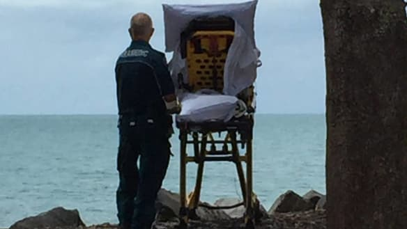Paramedics fulfil palliative care patient's wish to see the ocean