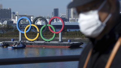 100 days out from the Games, Tokyo organisers press on as if vaccines don't exist
