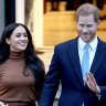 Is race a factor? Prince Harry, Duke of Sussex and Meghan, Duchess of Sussex, plan to exit Britain.