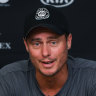Only Hewitt can win the Davis Cup war with Tomic: Agassi