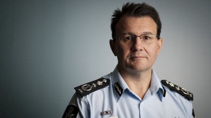 A mass shooting shaped the AFP's new top cop - but can he deliver?