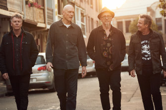 Next month, Midnight Oil will release a collaborative mini album titled The Makarrata Project.
