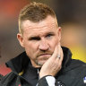 Pies' injury woes 'overblown' says Buckley