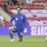 UK sports race storm grows as Johnson blasts cricket, hedges on soccer