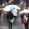 Wettest July day in years sees more than 100mm dumped on parts of SEQ