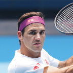 Roger Federer is considered one of the greatest tennis players of all time.
