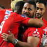 Sunwolves cut from Super Rugby