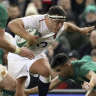 England, Ireland main World Cup threats to All Blacks: Fitzpatrick