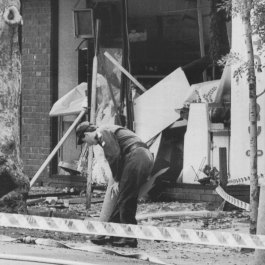 From the Archives, 1986: Bomb blasts Turkish embassy in South Yarra