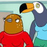 New show Tuca & Bertie a candy-coloured consolation for fans of Broad City