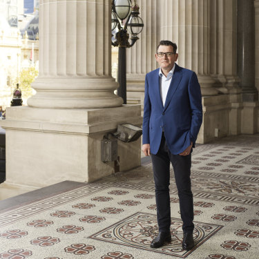 When the quarantine-related coronavirus crisis hit Victoria in mid-year, it was up to Premier Dan Andrews to decide how to reduce the torrent of cases to a trickle.