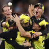 Ashes let-down driving Australia's world record push