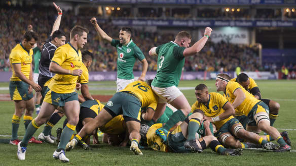 'World League' proposal to shake up Test rugby