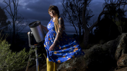 Aboriginal astrophysicist proves anyone can aim for the stars