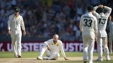 Nathan Lyon says retaining the Ashes made it easier to overcome his mistake at Headingley.