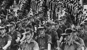 About 60,000 Australians served in Vietnam, with the first arriving in 1962.