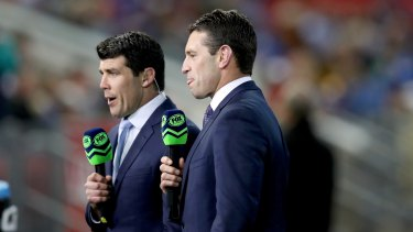 Fox Sports is understood to be unwilling to make its quarterly broadcast payment to the NRL on April 1.