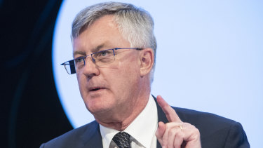 """Former head of the Department of Prime Minister and Cabinet Martin Parkinson is urging the government to """"go for broke"""" on skilled migration."""
