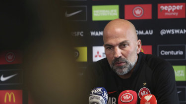 Sacked: Markus Babbel was axed by the Wanderers on Monday.