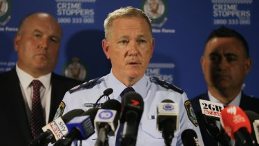 """I can only describe what would have been terrifying carnage around that area,"" said Commissioner Mick Fuller."