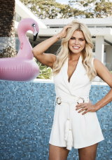 Reality TV stalwart: Love Island host Sophie Monk has also appeared on Popstars and The Bachelorette.