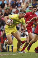 Australia face Samoa, Fiji and Argentina in the group stages of Hamilton Sevens.