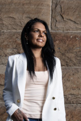 Solicitor Teela Reid, who worked on the Uluru Statement from the Heart.