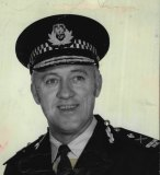 Qld Police Commissioner Terry Lewis. As rotten as a chop.