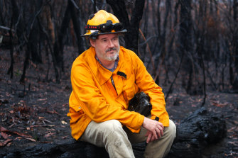Nick Moir spent the week in Bilpin, watching as the area he had grown up in burnt.