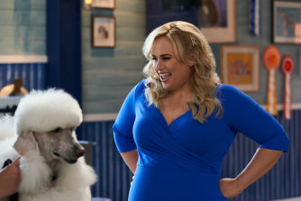 Gone to the dogs: Seven's hope of reality TV revival does not bode well, even with Rebel Wilson as host.