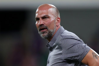 Markus Babbel is nearly out of midfielders.