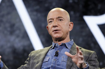It's hard to predict what a less Bezos-y Amazon will become.