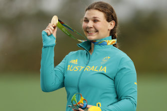 Rio gold medallist Catherine Skinner will also be in action in Newcastle and is no guarantee of defending her gold medal in Japan.