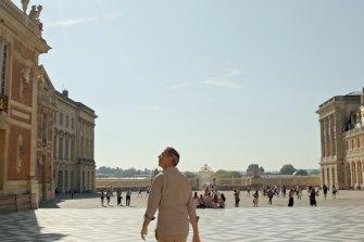 Chef Ottolenghi at Versailles.