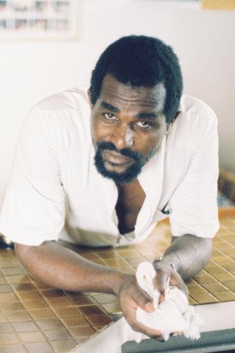 Interviewed in the film: legendary studio cook George 'Tappy' Morgan.