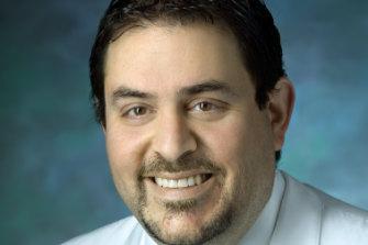 Dr Joseph Sakran.